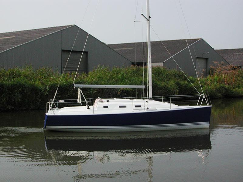 Jachtservices FF915