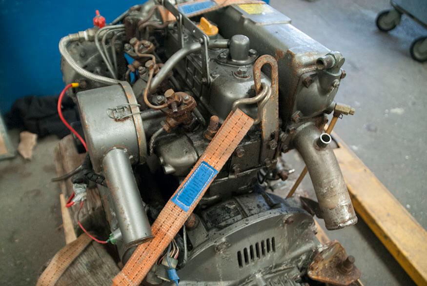 motoren revisie